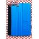 Выгонка Пластиковая синяя с накладкой