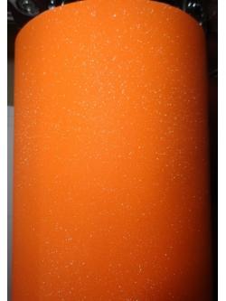 Алмазная крошка пленка Оранжевая