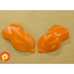 Оранжевая  матовая резина, Баллончик 390мл