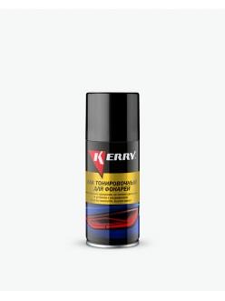 Лак тонировочный для фар (черный) 210мл Kerry