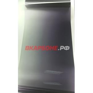 Полоса тонировочная Черная на лобовое стекло с переходом 20х150см