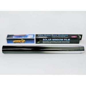 Пленка тонировочная с переходом в коробке SILVER-BLACK 50х300см