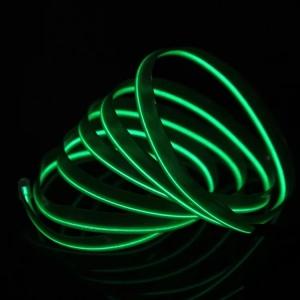 Неоновая лента Зеленая