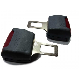 Заглушка ремня безопасности с доп.отверситем Tupe-R