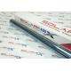 Тонировочная пленка Solarnex Air голубая 80%