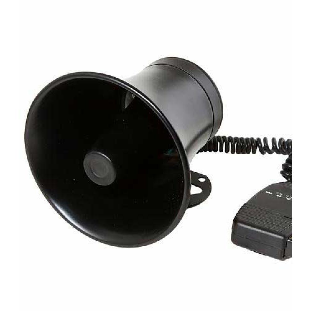 Сирена 3х тональная (СГУ) с микрофоном 12V 30W