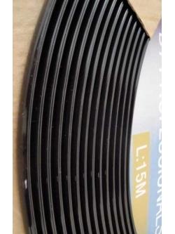 Кант черный U - образный