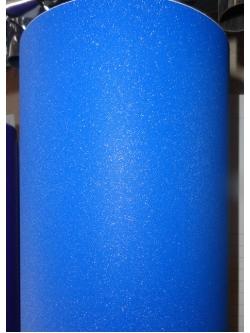 Алмазная крошка пленка Голубая