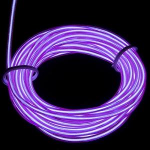 Неоновая лента Фиолетовая