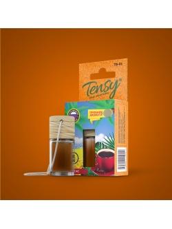 Ароматизатор Tensy  (бутылочка с деревян.крышкой) Кофе