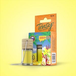Ароматизатор Tensy  (бутылочка с деревян.крышкой) Ваниль