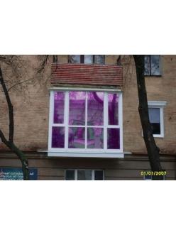 Тонировочная пленка зеркальная Фиолетовая 5%