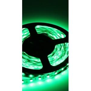 Лента светодиодная LED Зеленая влагозащищенная