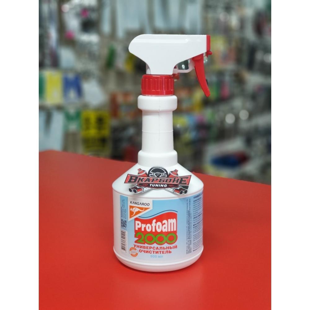 Очиститель универсальный Profoam 2000, 600мл Kangaroo