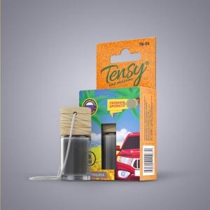 Ароматизатор Tensy  (бутылочка с деревян.крышкой) Новая машина