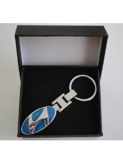 Брелок металл с логотипом