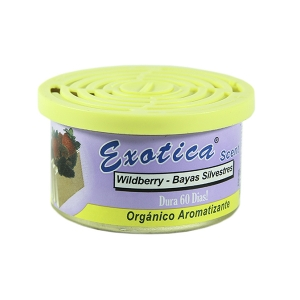 Ароматизатор органический ж/б Лесные ягоды Exotica