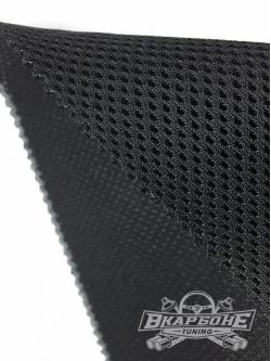 Материал обивочный Сетка 3D ЧЕРНАЯ 3мм, ширина 1,5м
