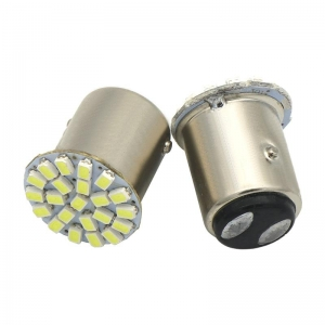 Лампочки светодиод. блистер 1157-1222-w (2шт)