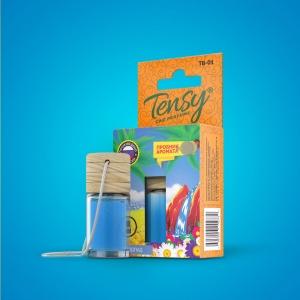 Ароматизатор Tensy  (бутылочка с деревян.крышкой) Водопад