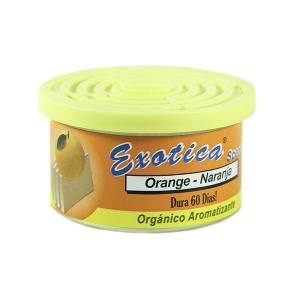Ароматизатор органический ж/б Апельсин Exotica