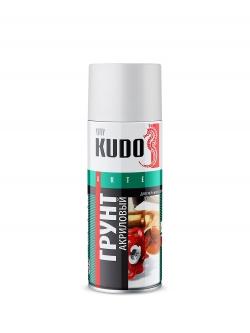 Грунт универсальный акриловый черный 520мл Kudo