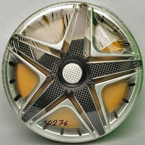 Колпаки колесные 14 NHL Super Silver  4шт