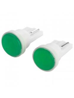 Лампа светодиодная Т10 зеленая