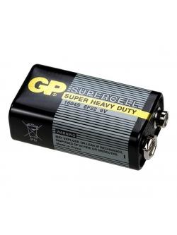 Батарея 6F22 GP Super 9V (крона)