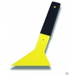 Уголок Желтый с длинной ручкой