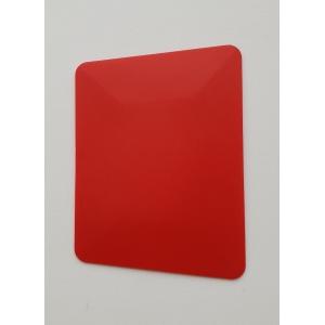 Выгонка Трапеция Красная тефлон средней жесткости