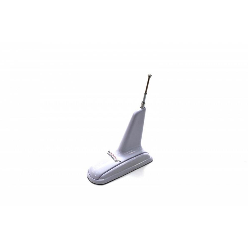 Антенна декоративная (плавник) белая CZC-997