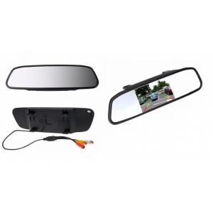 Зеркало с монитором ZXQ-439B