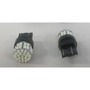 Лампа светодиодная Т20 б/цок, 2 конт, 50 диод, белая