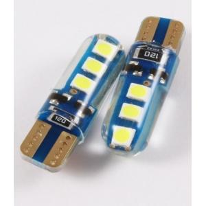 Лампа светодиодная Т10 SMD6 (3030) в силиконе