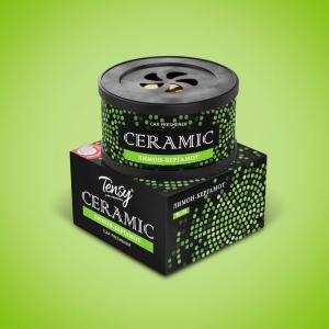 Ароматизатор меловой Tensy Ceramic Лимон-Бергамот