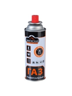 Газ универсальный для портативных плит 220гр Чингисхан