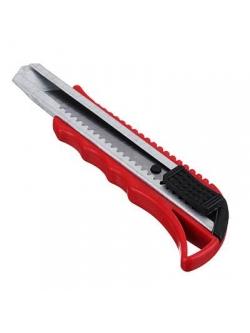 Нож сегментный с фиксатором 18мм Ермак