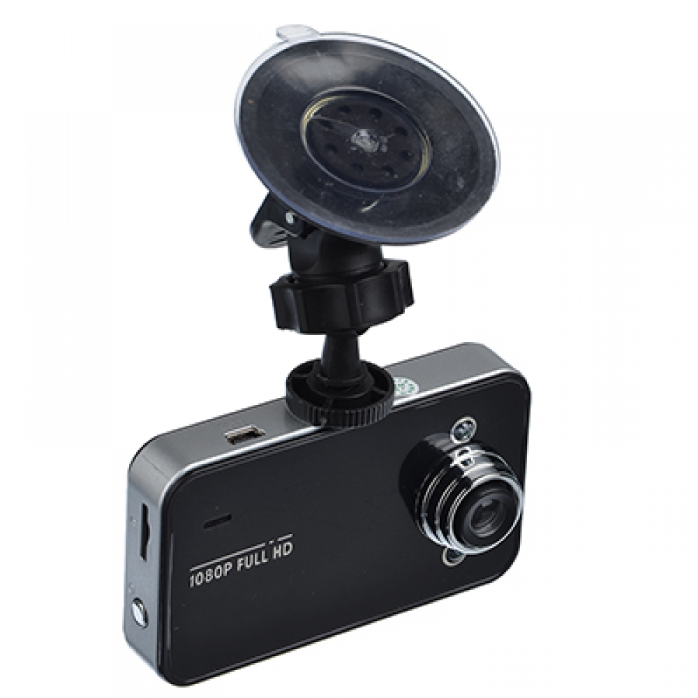 Видеорегистратор 1920х1080 HD, 2,2 дюйма, на присоске Forza