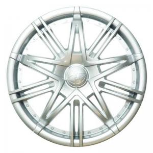 Колпаки колесные 13 Оникс серебристые 4шт