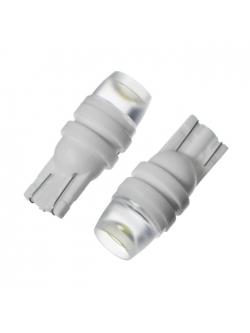 Лампа светодиодная Т10 1COB линза