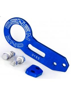 Петля буксировочная синяя FL002