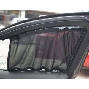 Шторки в салон авто с пластик.направляющими 60M