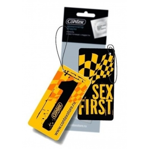 Ароматизатор подвесной SEX FIRST