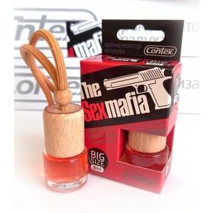 Ароматизатор Sex mafia (бутылочка с деревян.крышкой)