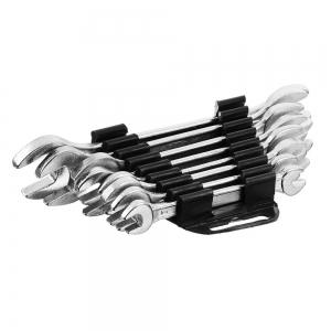 Набор ключей рожковых цинкованных 8 предметов (6-17)