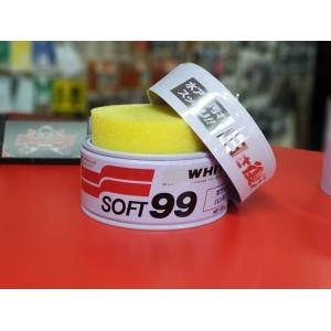 Полироль кузова защитный для светлых авто, 350гр. Soft99