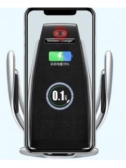 Держатель для телефона с беспроводной зарядкой S5