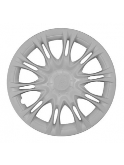 Колпаки колесные 14 Х5 белый глянец 4шт