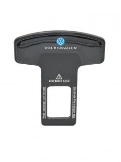 Заглушка ремня безопасности металл с логотипом Volkswagen